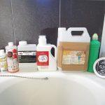 お風呂のお掃除(スケール除去 その3)